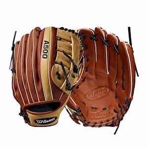 "WTA05RB19125 Wilson A500 12.5"" Baseball Glove - Regular THUMBNAIL"