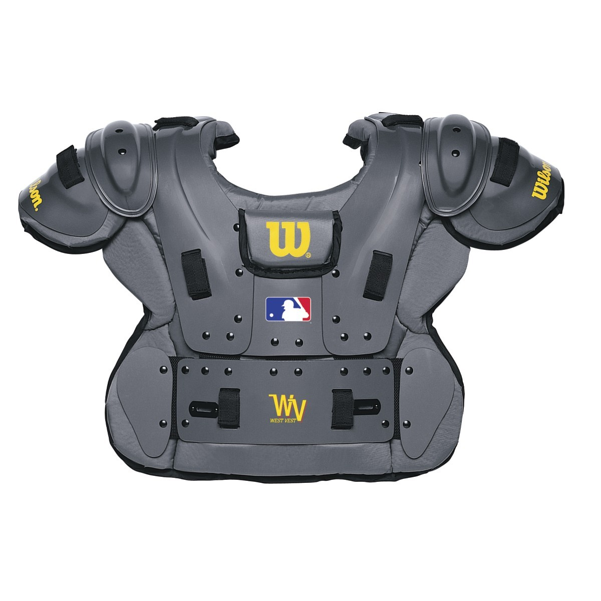 A321510 Wilson Pro Platinum Chest Protector MAIN