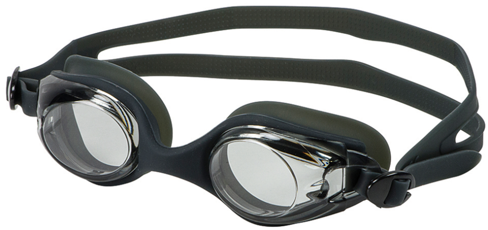 Leader Sandcastle Youth Goggles Smoke/Black THUMBNAIL