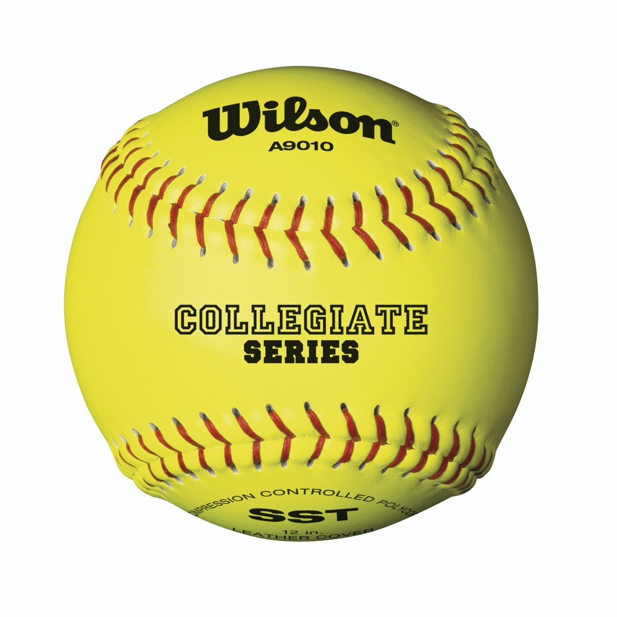 "A9010B Wilson NCAA 12"" Softball MAIN"
