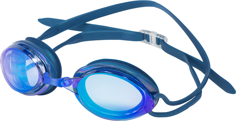 Leader Sailfish Swim Goggles Blue Mirror/Metallic Blue MAIN
