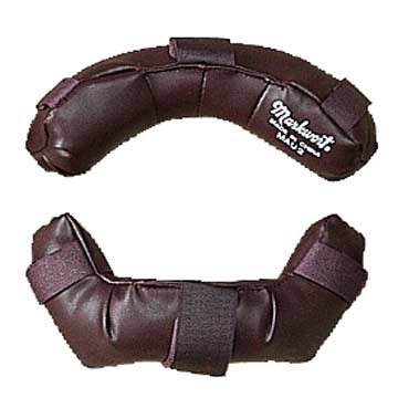 Markwort Replacement Pads for MAU2 - Maroon THUMBNAIL