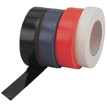 "41662W Floor Marking tape - 2"" - White MAIN"