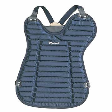 "BP2R Markwort Adult Chest Protector - 15"" Royal LARGE"
