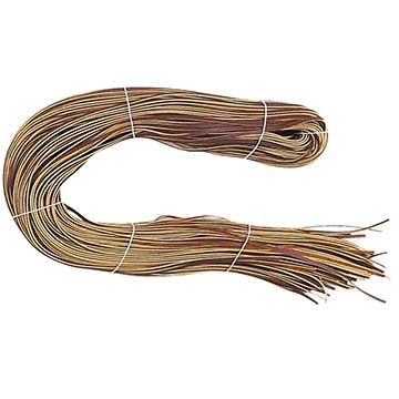 "L72T Leather Laces for Ball Gloves - 3/16"" Width - Tan THUMBNAIL"