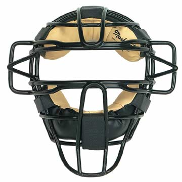 Markwort Professional Model Catcher's Mask - Black/Black THUMBNAIL