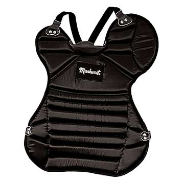 Markwort Chest Protector w/o Tail - Scarlet THUMBNAIL