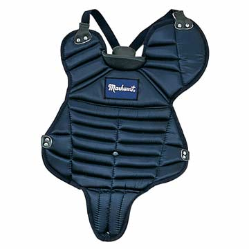 LRT14N Markwort Chest Protector w/Tail - Navy MAIN