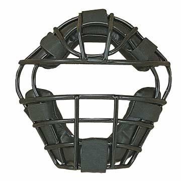 Markwort Adult Catcher's Mask - Black THUMBNAIL