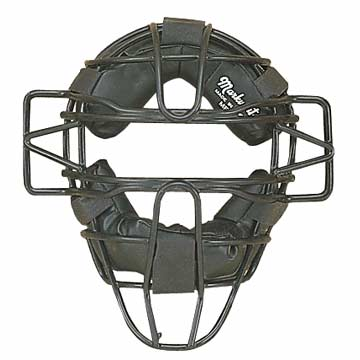 JMEXTB Markwort Junior Extended Catcher's Mask - Black MAIN