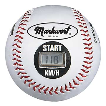 "SPEEDBW Markwort Speed Sensor 9"" Baseball THUMBNAIL"