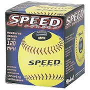 "SPEE12C Markwort Speed Sensor 12"" Softball Yellow THUMBNAIL"