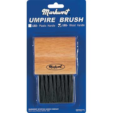 UB5 Markwort Umpire Brush - Carded MAIN