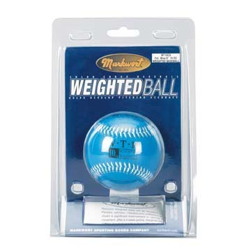 Weighted Baseball - 10oz Clamshell Packaging LARGE