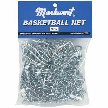 MC12 Markwort Metal Chain Basketball Net THUMBNAIL