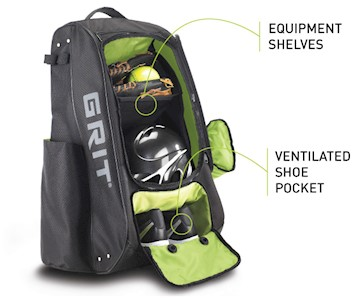 GRIT Ball Back Pack LARGE