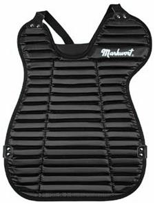 "Markwort Chest Protector Youth 13.5"" - Black THUMBNAIL"