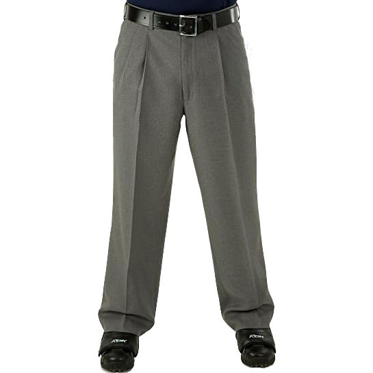 "BS37040 Smitty's Pleated Umpire Pants 40"" Waist MAIN"