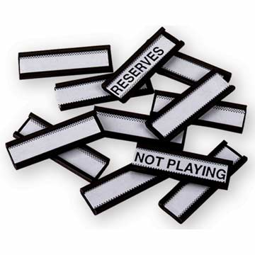 M3 Player ID Magnet Tabs - Set of 15 MAIN