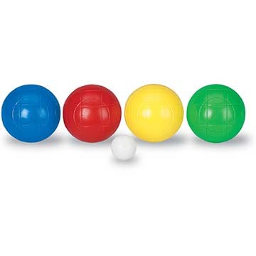 Extra Bocce Ball - Red MAIN