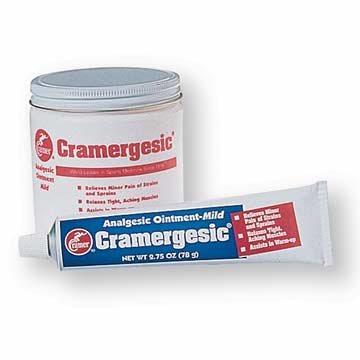 Cramer Cramergesic - 1 lb Jar MAIN