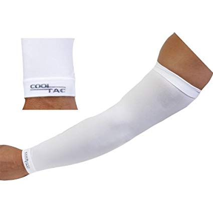 CTACMW Cool Tac Sleeve Men's - White MAIN