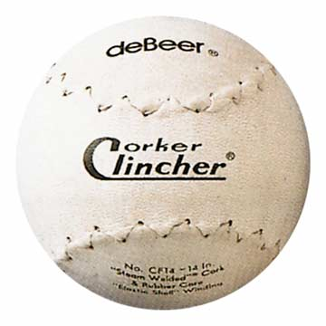 "CF14 DeBeer 14"" Clincher Softball THUMBNAIL"