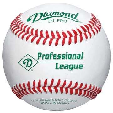 D1PRO Diamond Pro and College Baseballs LARGE