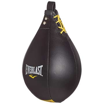 4242 Everlast Leather Speed Bag - Large MAIN