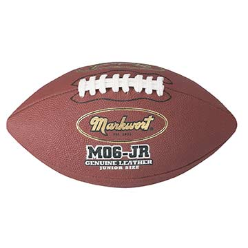 M06JR MW Leather Football Junior Size MAIN