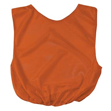 PSVO Markwort Poly Scrimmage Vest - Adult - Orange MAIN
