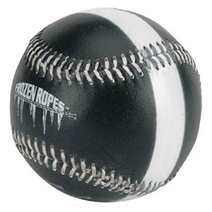 Heavy Weighted Baseball with Stripe LARGE