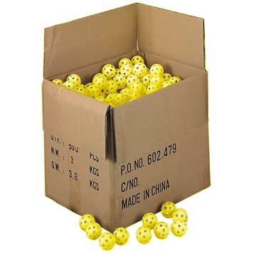 216C2 Plastic Golf Balls - Box of 200 THUMBNAIL