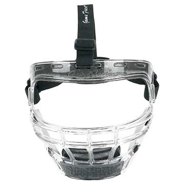 LGF Game Face Fielder's Safety Mask - Large THUMBNAIL