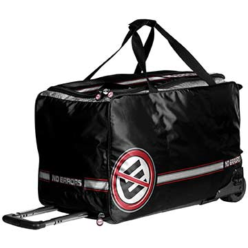 BBOYXLB No Errors The Ballboy XL Bag - Black THUMBNAIL