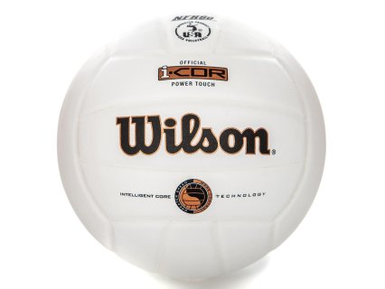 H7700 Wilson I-COR High Performance Volleyball NFHS - White THUMBNAIL