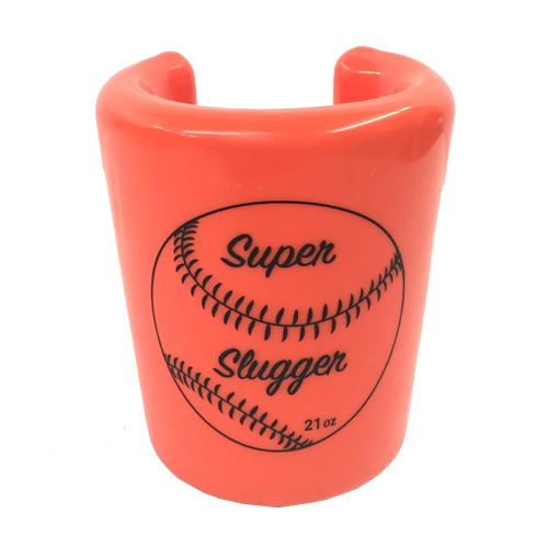 Super Slugger Hitting Bat Weight 21oz Fluorescent Orange MAIN