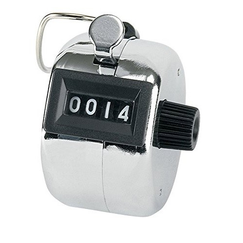 HLC Markwort Hand Lap Pitch Counter THUMBNAIL