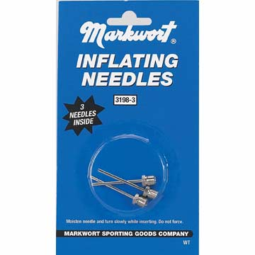 31983 Markwort Inflating Needles - Card of 3 THUMBNAIL