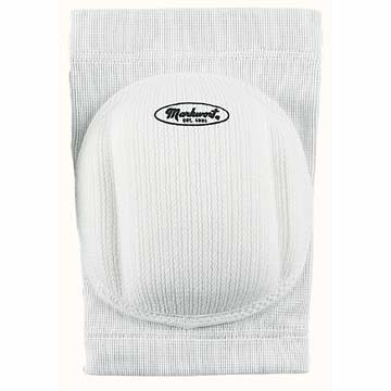 Markwort Bubble Knee Pads - White THUMBNAIL