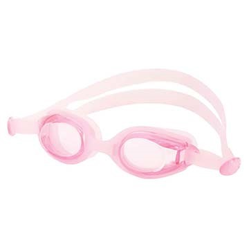 Leader Sandcastle Swim Goggle - Youth - Pink Lens/ PInk Gasket THUMBNAIL