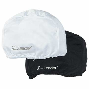 Leader Swim Cap Match - Black MAIN
