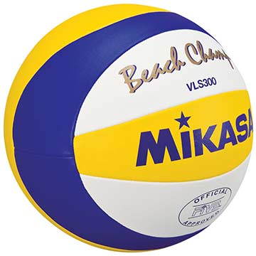 VLS300 Mikasa Official FIVB Beach Volleyball MAIN