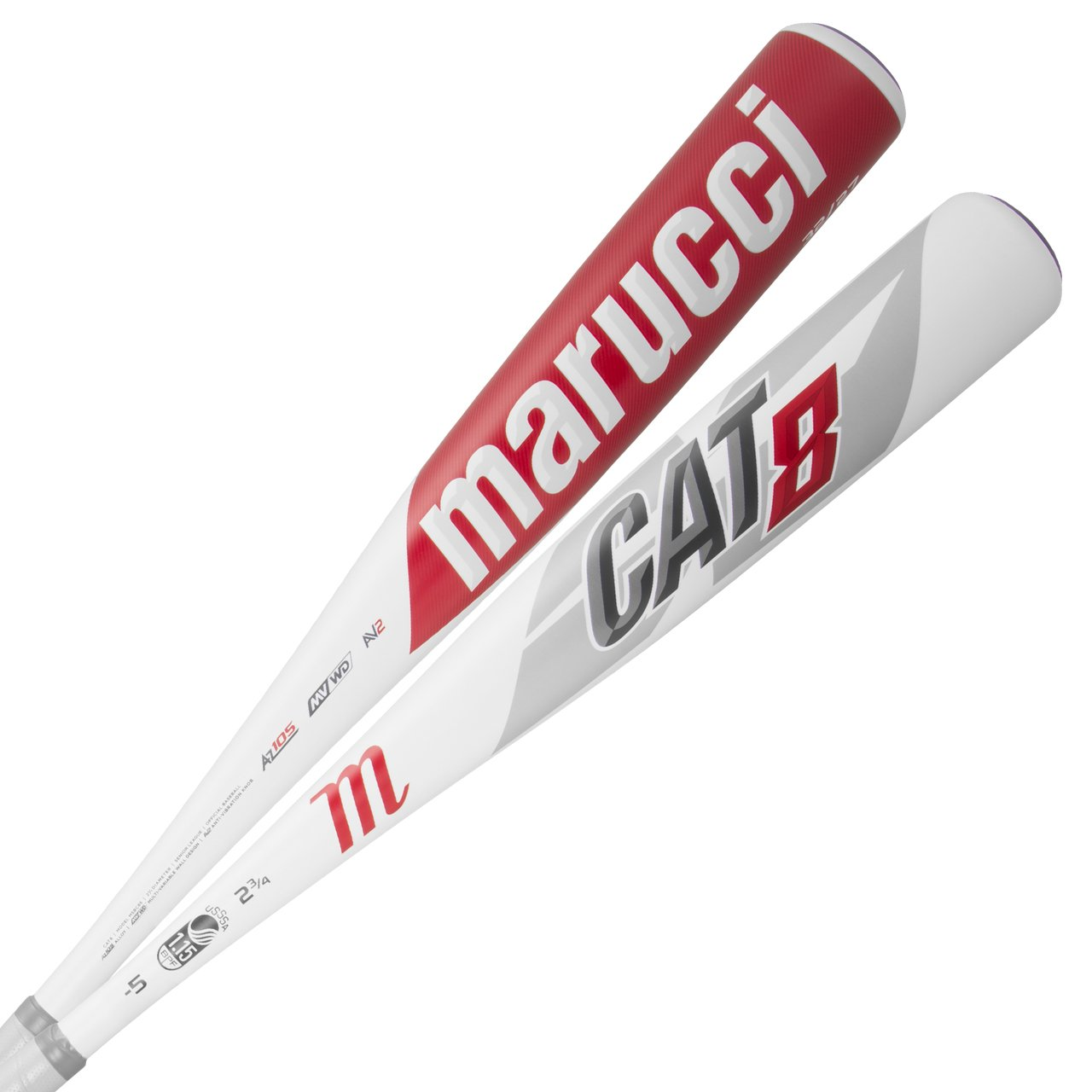 Marucci CAT 8 -5 USSSA Baseball Bat THUMBNAIL