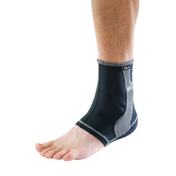 49913B Mueller Ankle Support - Large - Black MAIN