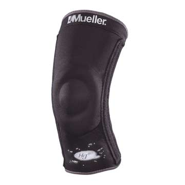 54215B Mueller HG80 Knee Stabilizer - XXLarge - Black MAIN