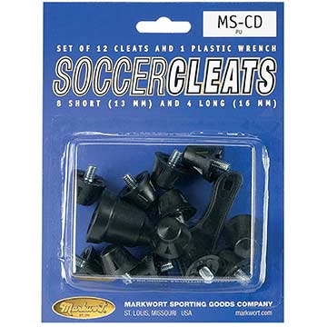 MASCD Aluminum Soccer Cleats & 1 Wrench MAIN