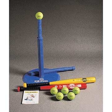 KTS9 Kenko 1St Step Baseball Tee Ball Set - Baseball MAIN