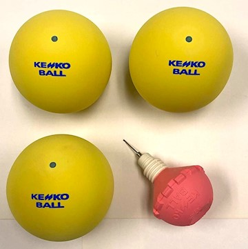 NKST300 Kenko Soft Tennis Ball Starter Set LARGE