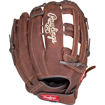 "Rawlings Player Preferred Slowpitch Softball Glove 13"" Regular LARGE"